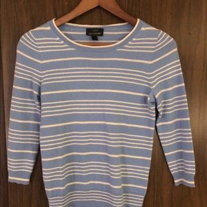 J Crew 100% cashmere sweater worn once size S